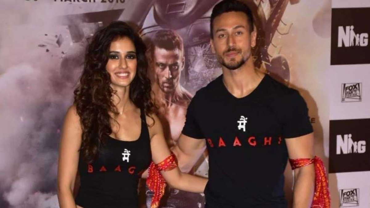 Relationship Aim: Disha Patani still trying her best to impress Tiger Shroff