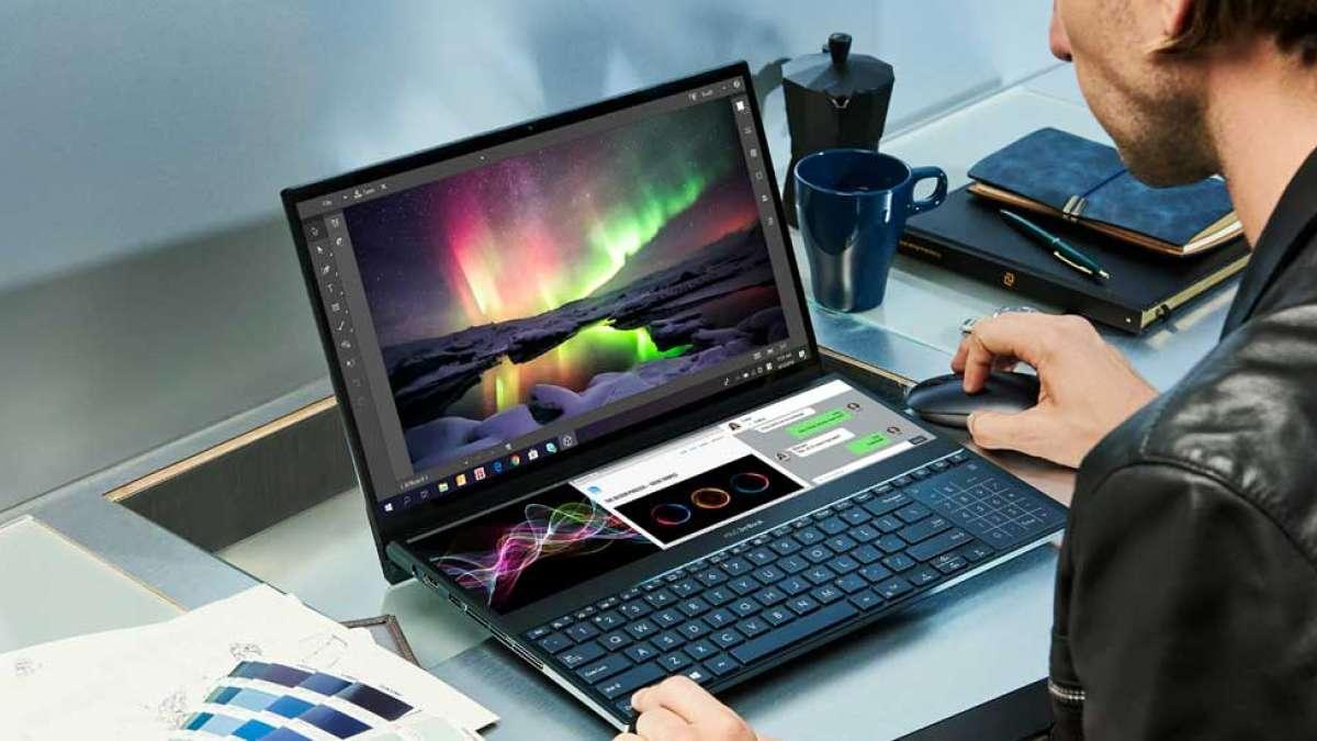 Computex 2019: Asus announces dual-screen ZenBook Pro Duo laptop