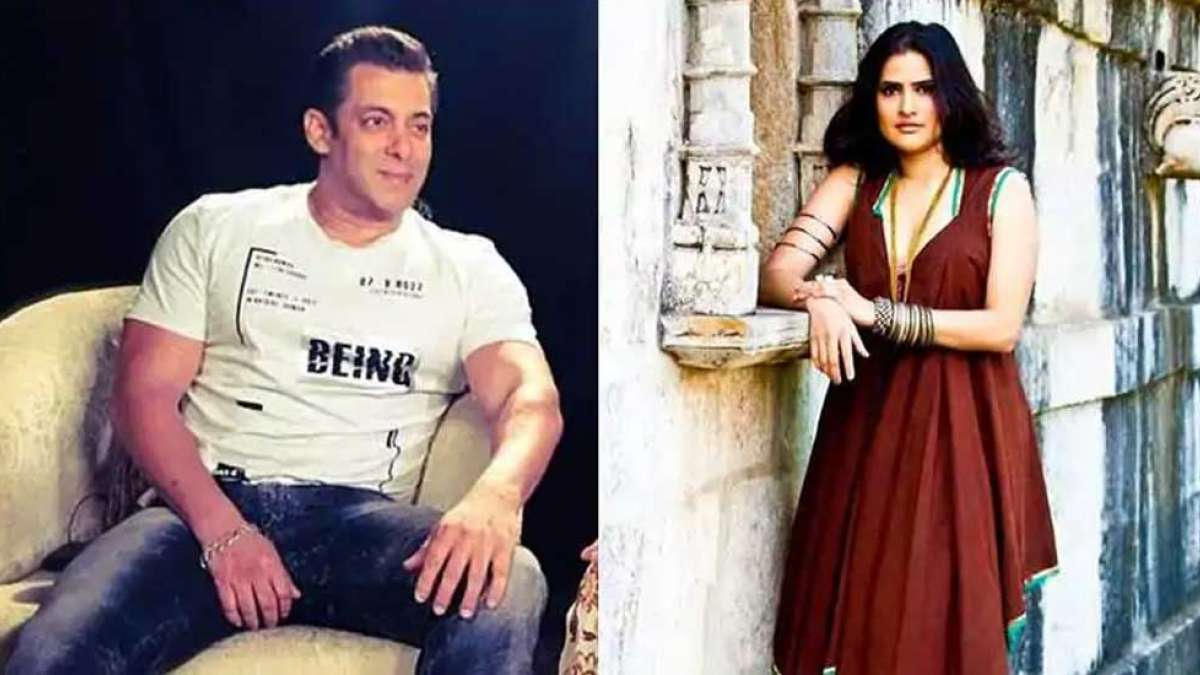 Death threat to Sona Mohapatra for calling Salman 'Low Brow Dig'