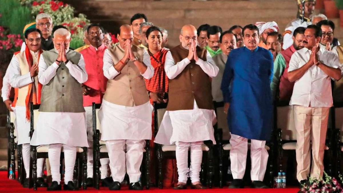 Prime Minister Narendra Modi Cabinet Ministers List 2019: All you need to know