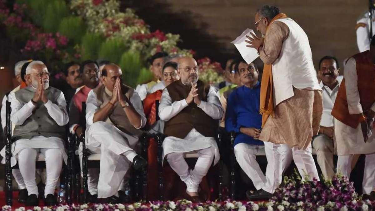 PM Narendra Modi portfolios announced: Who got what?