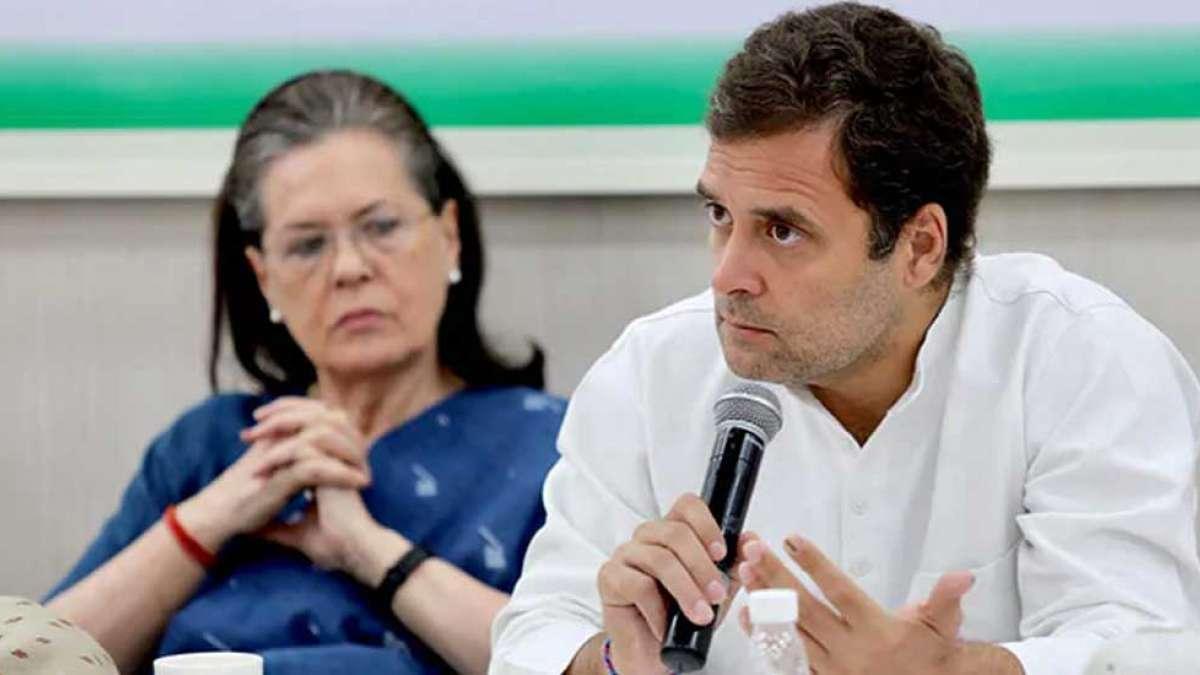 Sonia Gandhi hints Rahul Gandhi may remain as Congress chief