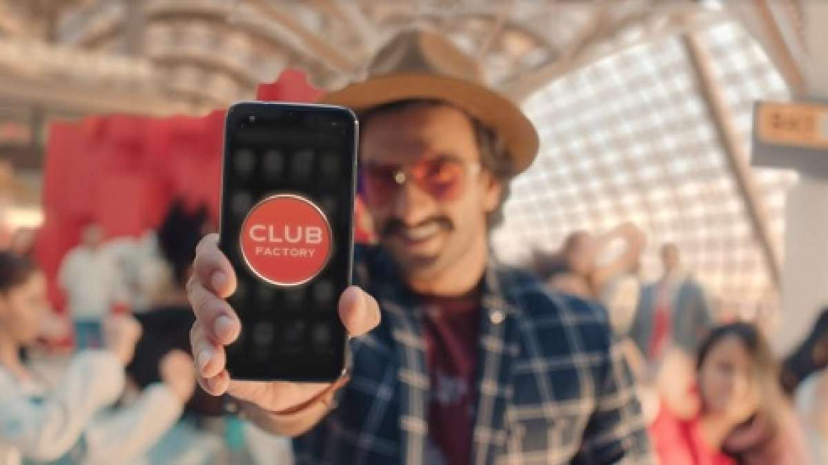 Club Factory Unveils Summer Season Collection with Ranveer Singh