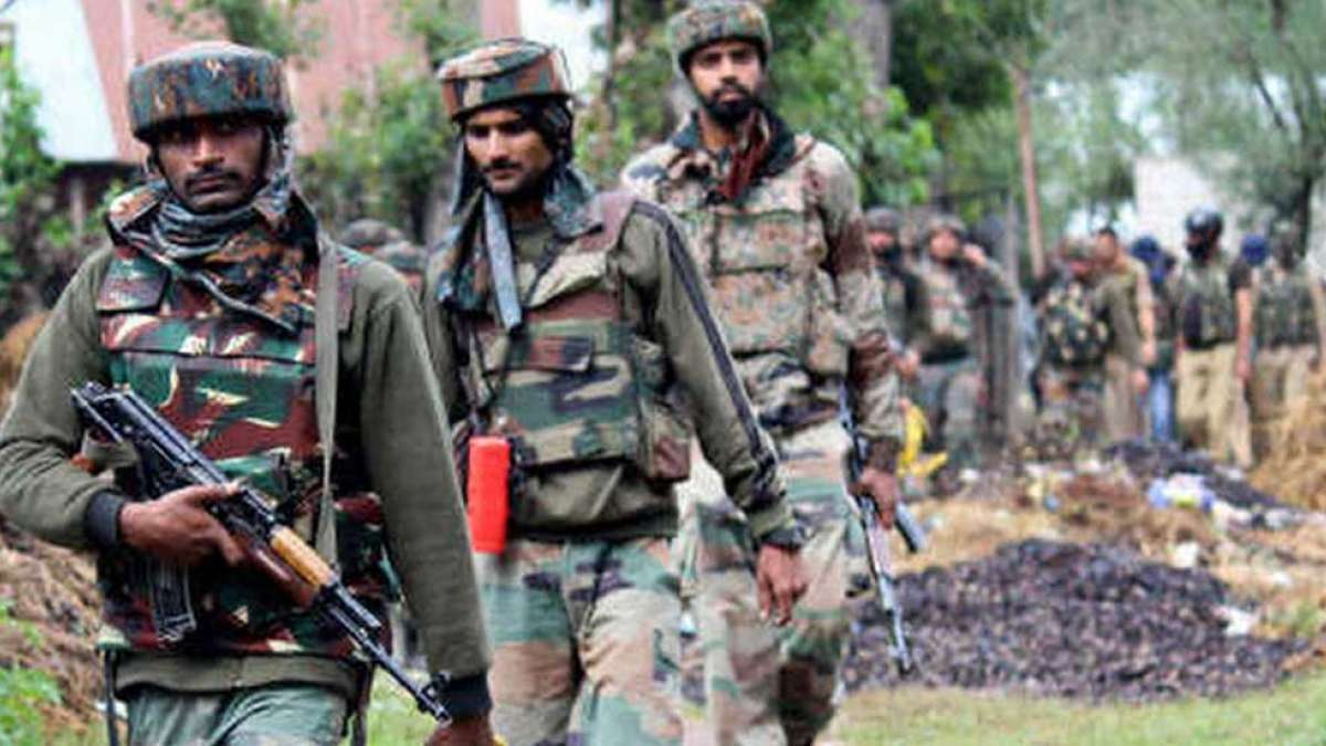 Army worried with spike in recruits, guns down over 100 militants in Kashmir