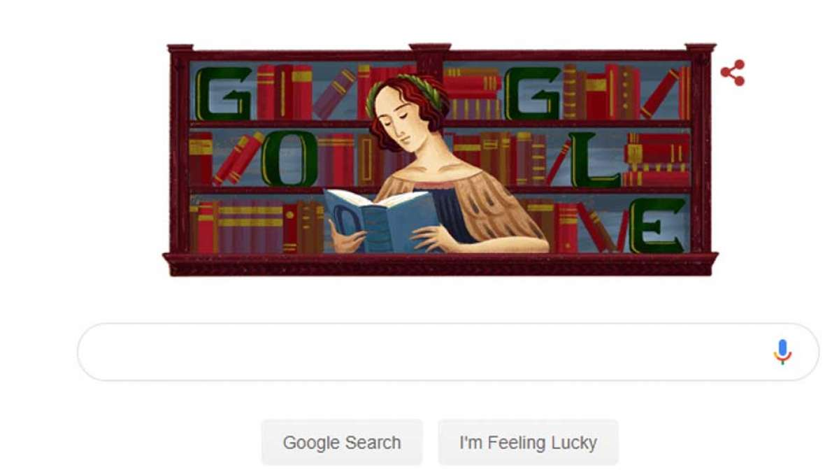 Google Doodle celebrates birthday of first woman Ph.D holder - Elena Lucrezia Cornaro Piscopia