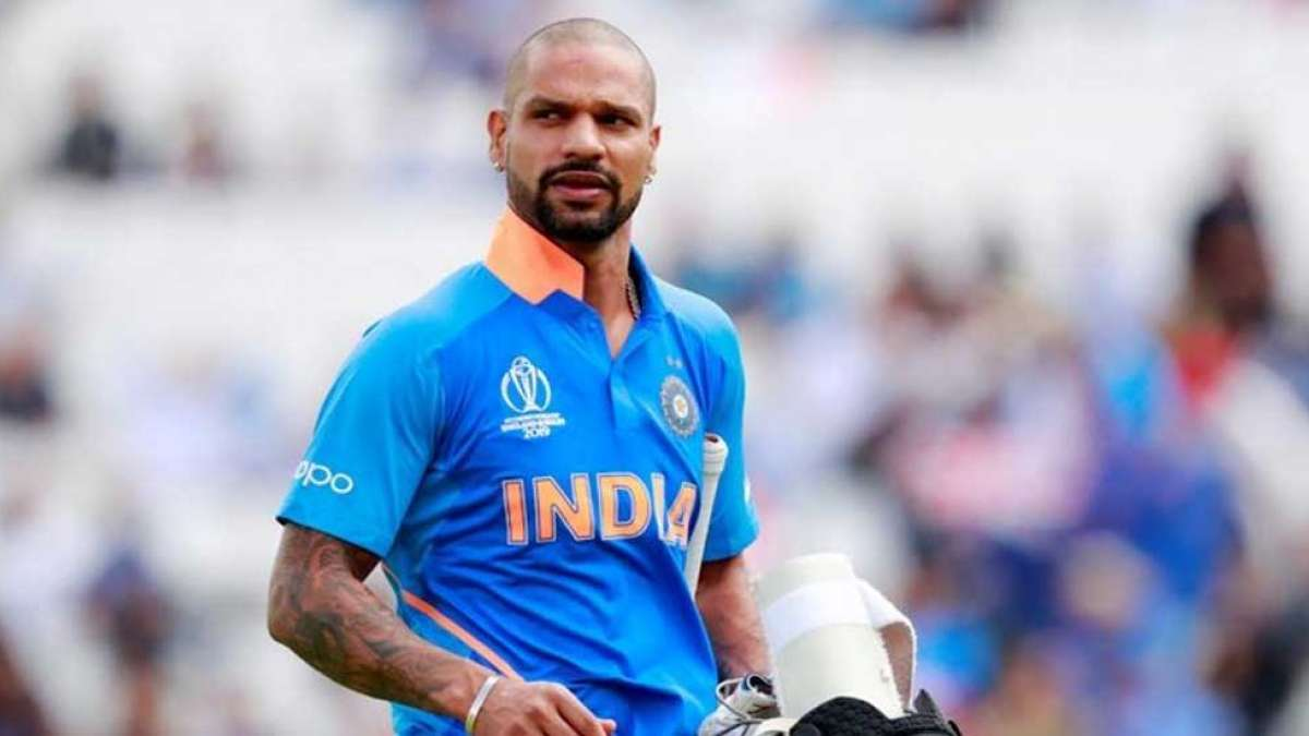 ICC World Cup 2019: Shikhar Dhawan brutally trolled for poor performance against South Africa