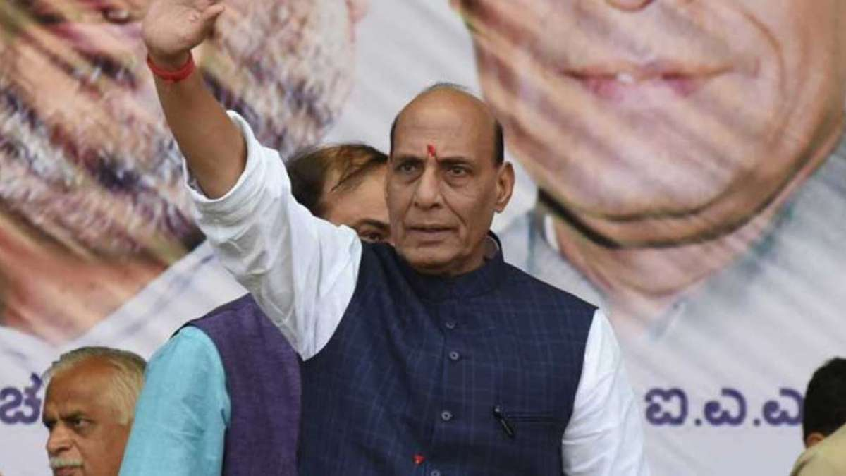 Rajnath Singh's name added to six key committees, Amit Shah in all eight