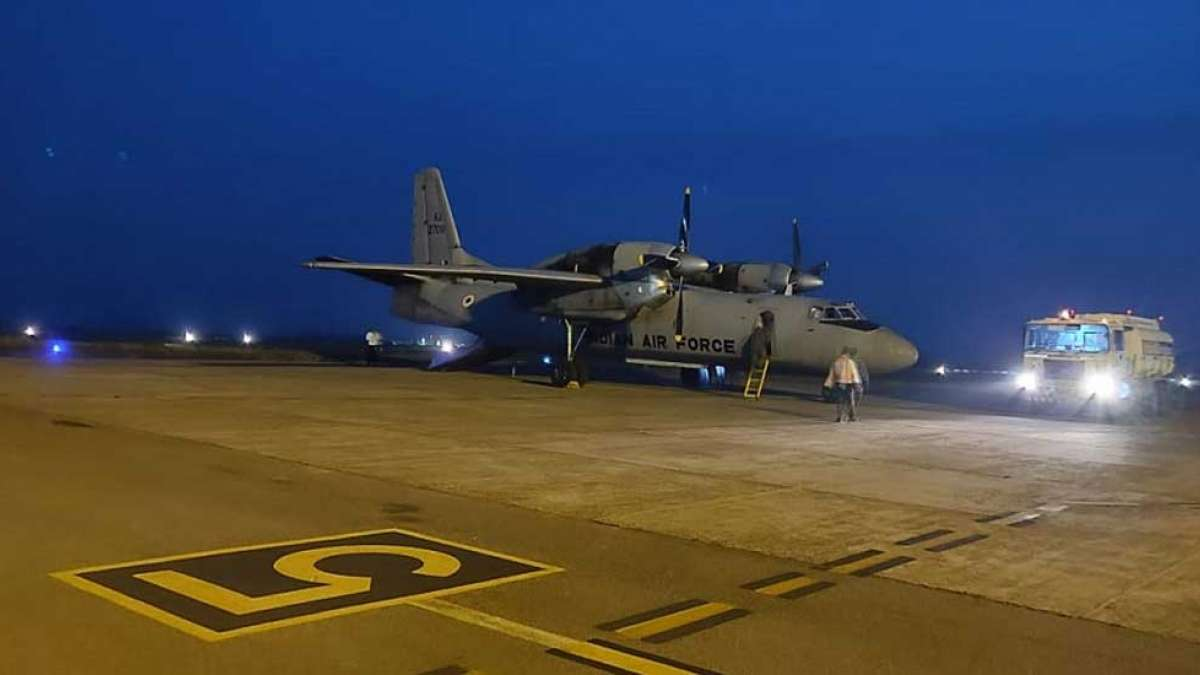 IAF announces Rs 5 lakh reward for information on missing Aircraft AN-32