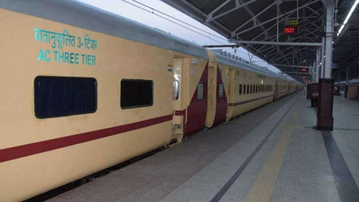 Now, get massage onboard Indian trains for Rs 100