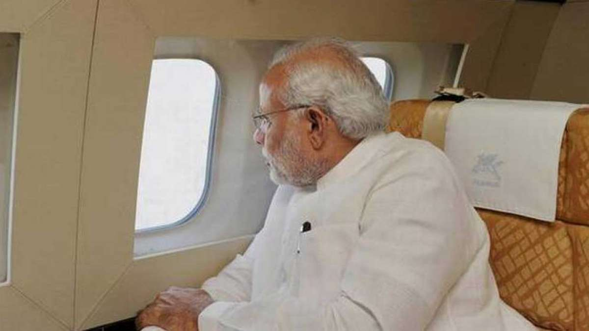Pakistan opens airspace for PM Modi to fly to Bishkek