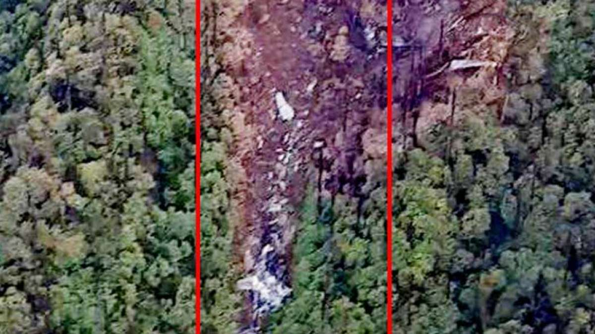 IAF concludes search of AN-32 aircraft, says no survivors left