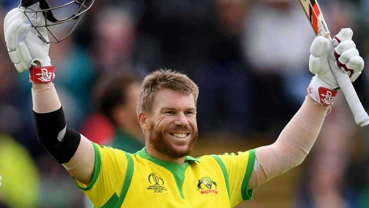 ICC World Cup 2019: Warner's ton helps Australia win against Pakistan