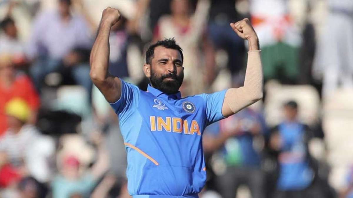 I was waiting for a chance to play for India: Mohammad Shami