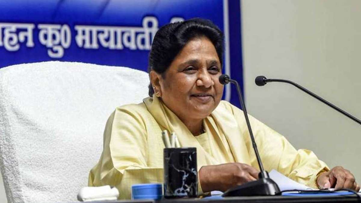 Mayawati appoints brother, nephew to top posts in BSP