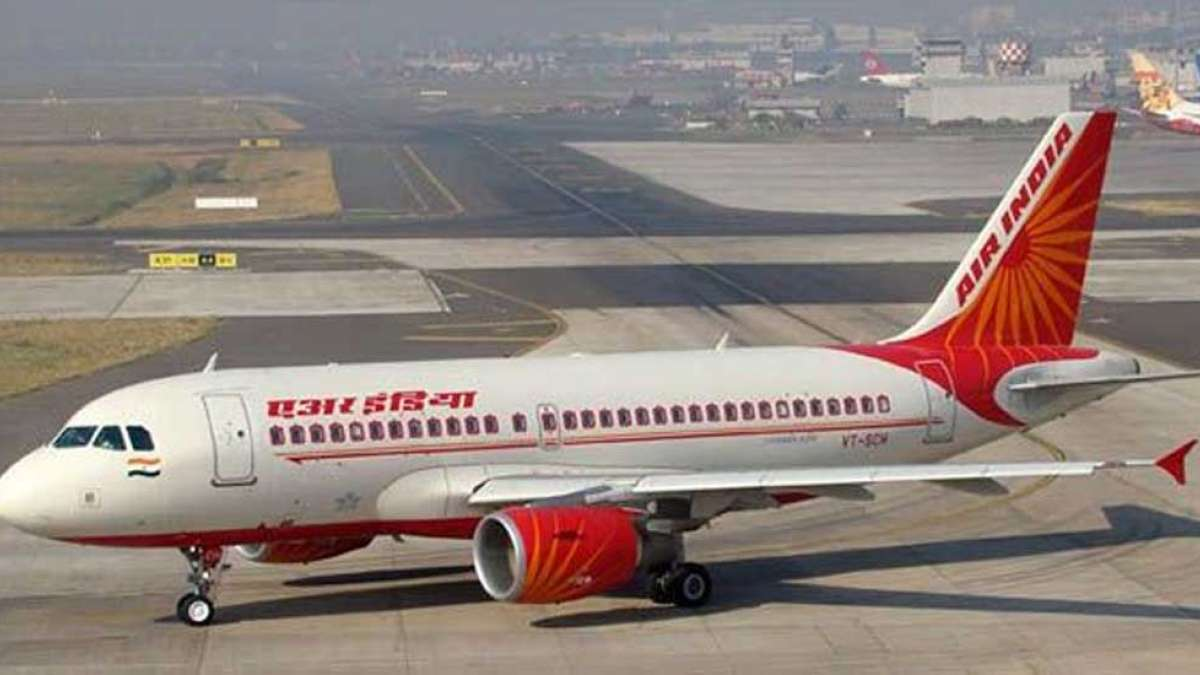 Air India suspends pilot