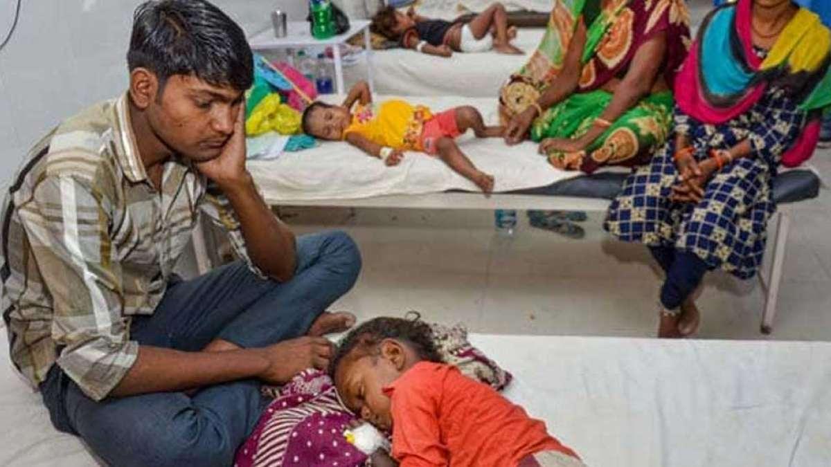 Bihar children death toll mounts to 132 due to Encephalitis