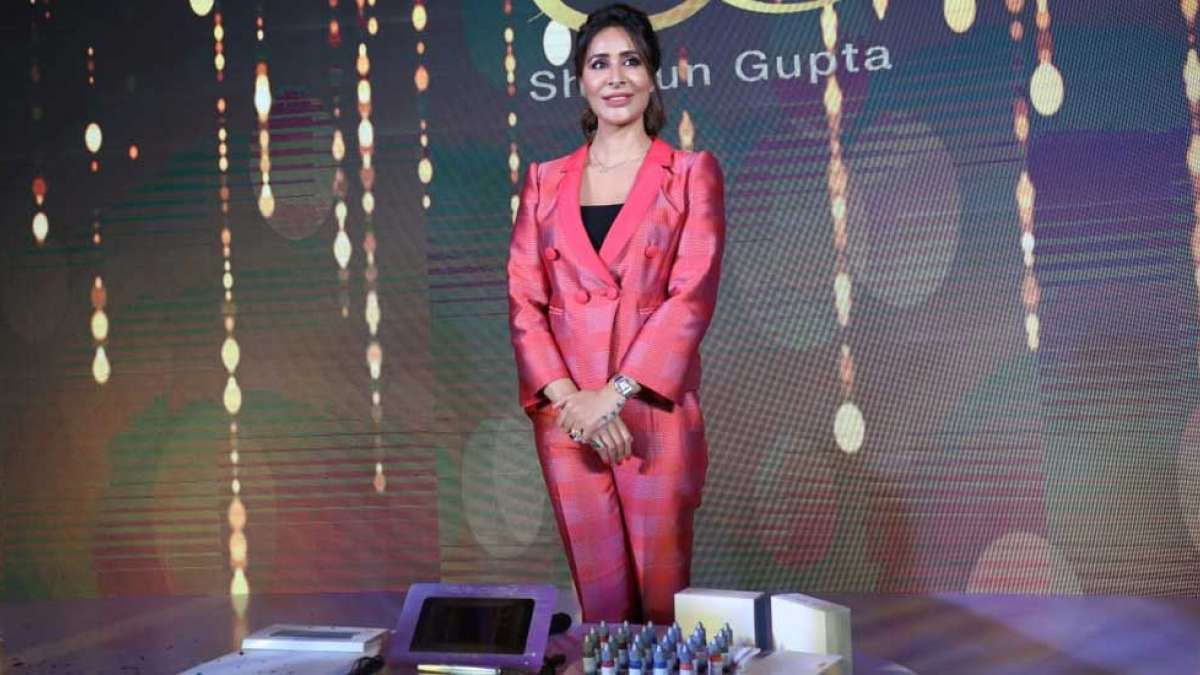 Shagun Gupta introduces Nouveau Contour - future of permanent cosmetics