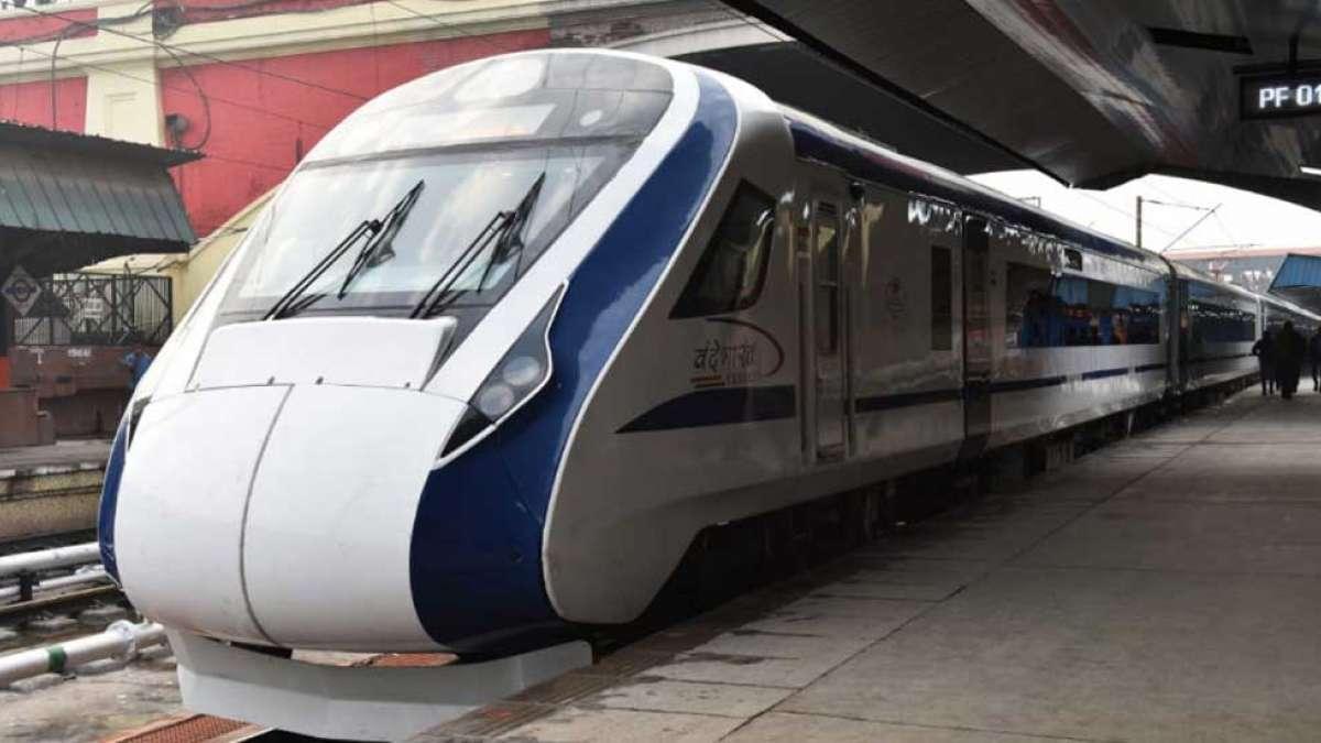 Vande Bharat Express to run soon between Delhi and Katra