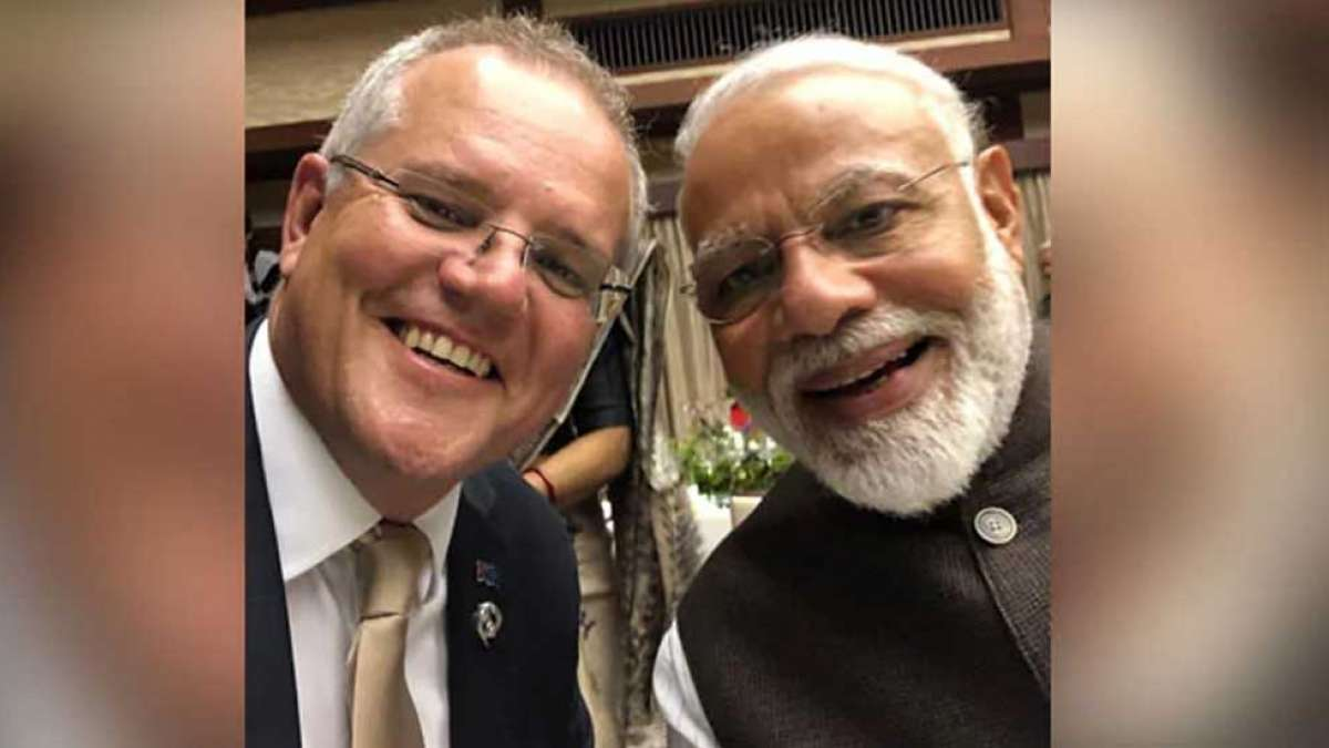 'Kithana acha he Modi': Australian PM shares picture with PM Modi at G20 Summit