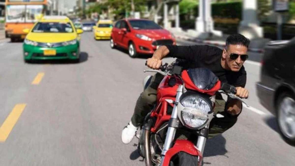 """Pure, unadulterated action"": Akshay Kumar shares 'Sooryavanshi' BTS video"