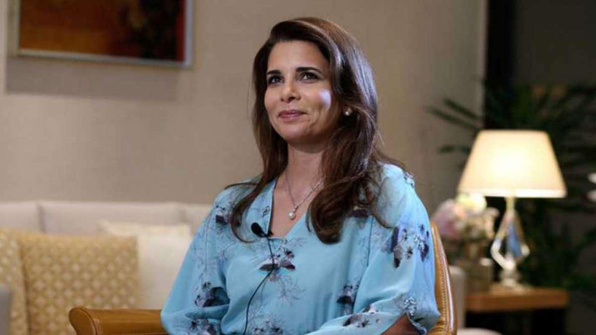Dubai's princess flees from UAE after breakup