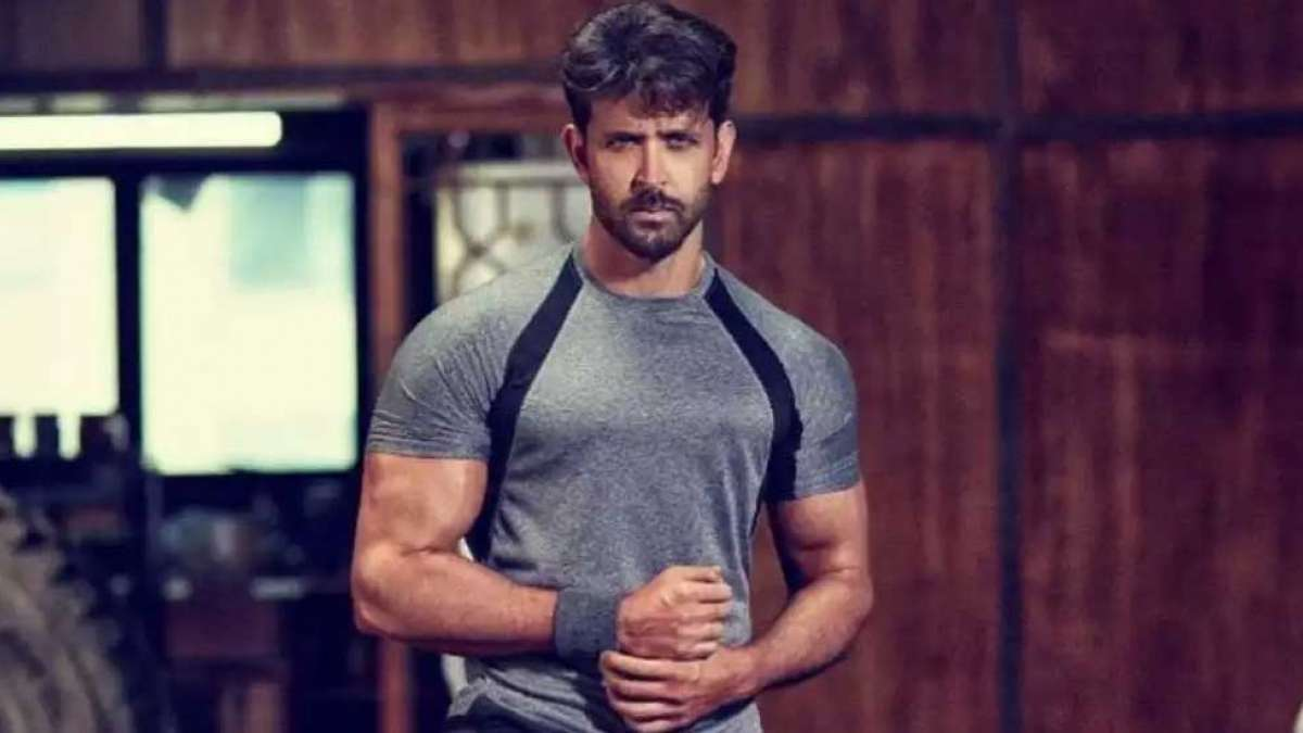 Hrithik Roshan booked for cheating via Cult.Fit