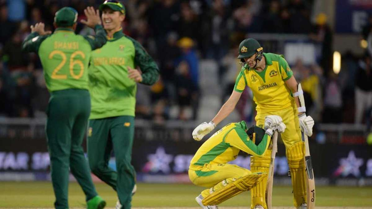 World Cup 2019: Australia to face England in semi-finals after loss to SA
