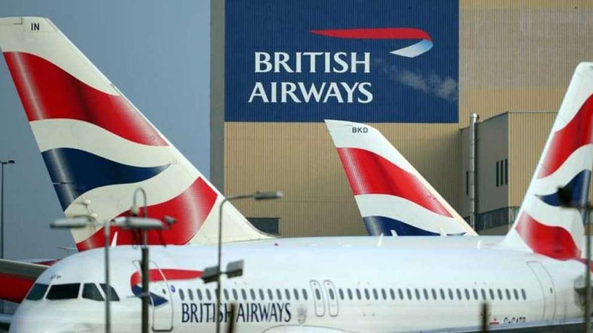 British Airways faces record fine over data breach