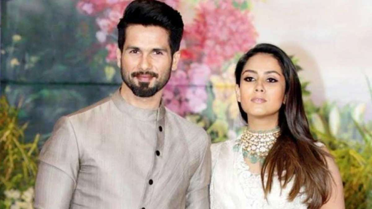 Mira Rajput's first picture on Shahid Kapoor's phone