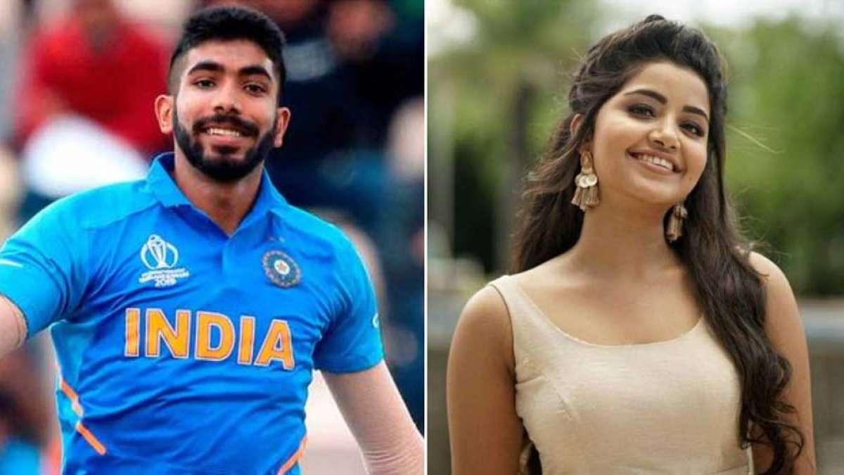 """""""Just good friends"""": Anupama Parameswaran on dating Jasprit Bumrah rumours"""