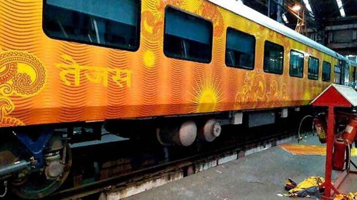 Delhi-Lucknow Tejas Express to be first privately operated train