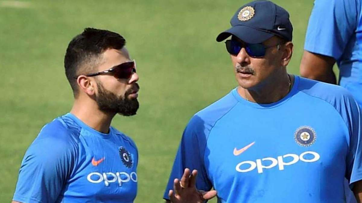 Report of rift in team India emerges