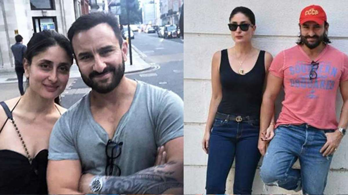 Saif Ali Khan flaunts new tattoo in London