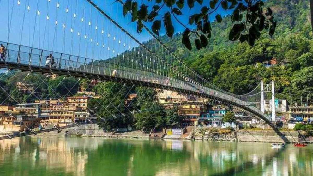 Rishikesh: Iconic Lakshman Jhula closed down