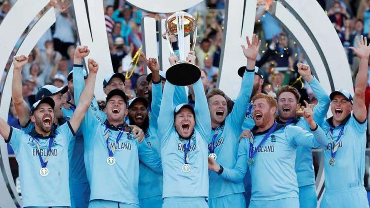 England lifts the world cup amid sensational drama against New Zealand