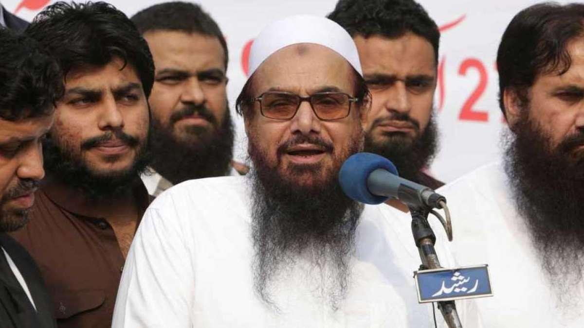 UN designated global terrorist Hafiz Saeed