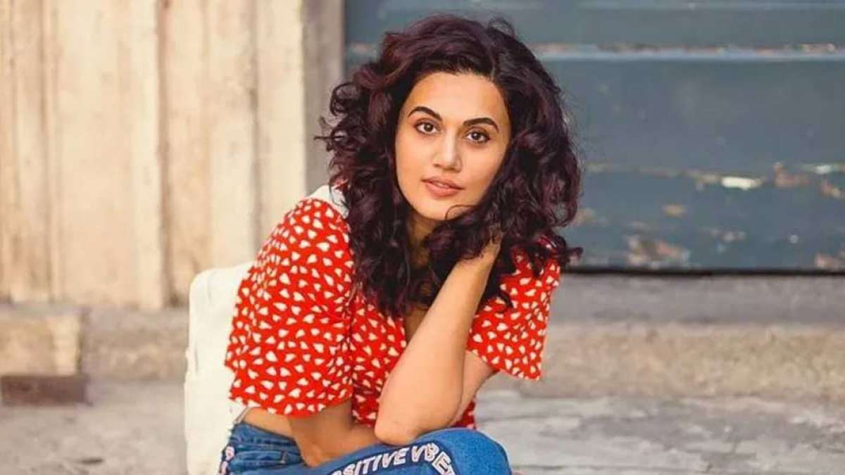Taapsee Pannu's reply on 'cheap actor' troll will make your day