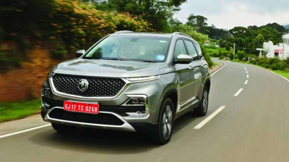 MG Hector in India