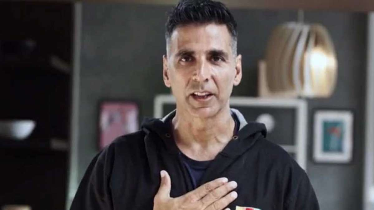 Mere Pass Bahot Paise Hai (I have a lot of money): Akshay Kumar on flood donation