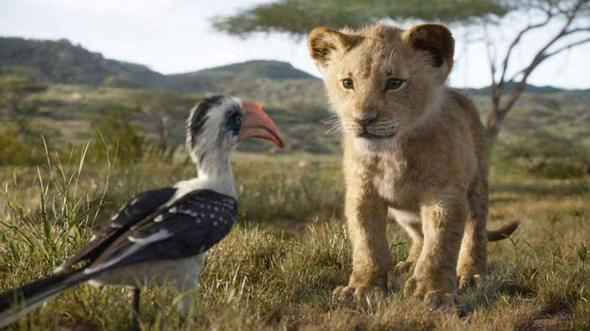 Piracy hits again: The Lion King leaked online