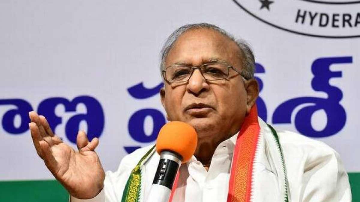 Senior Congress leader Jaipal Reddy passes away at 77