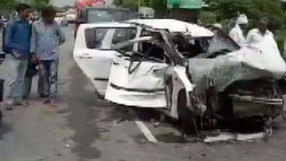 Accidental car in the Unnao Rape Case