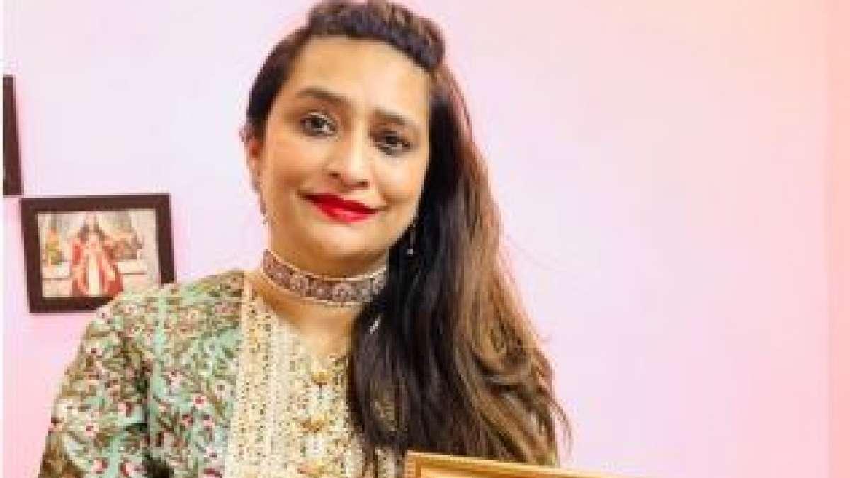 Fashionista Priya Priyadarshini Jain