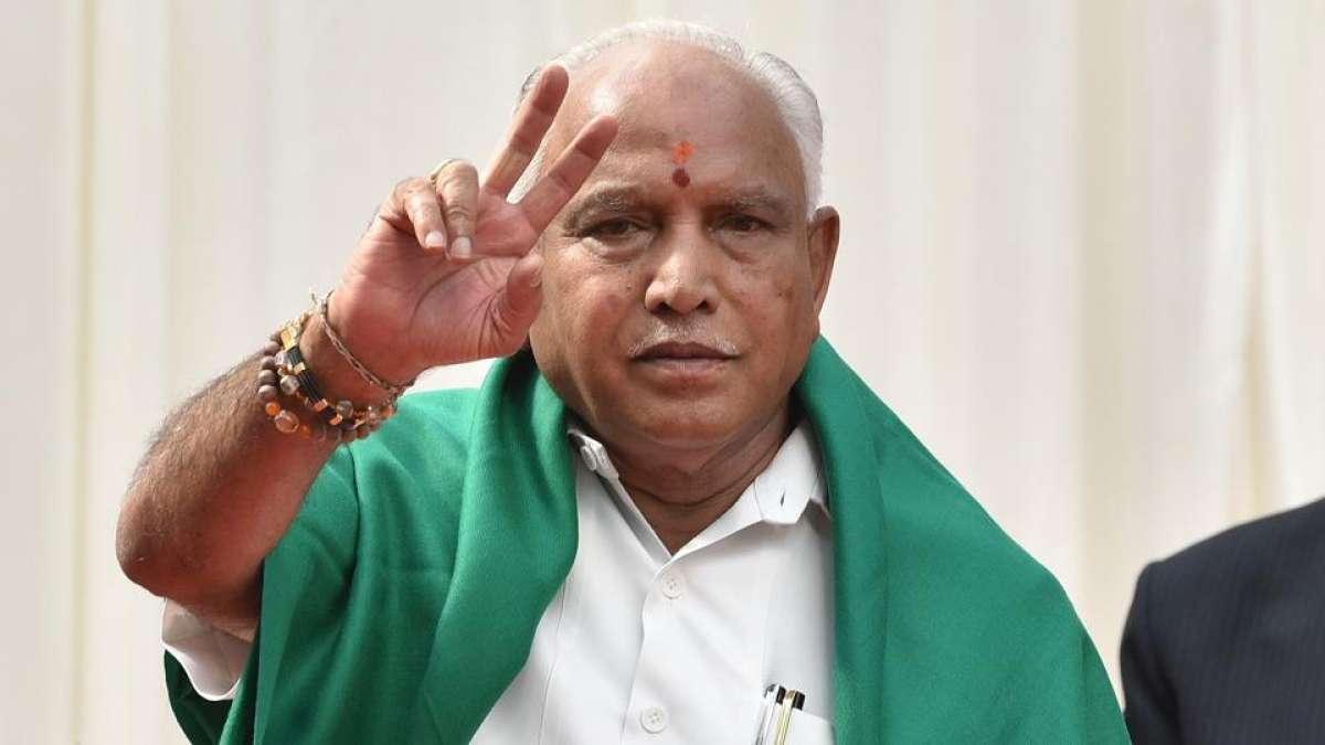 Yeddyurappa wins trust vote in Karnataka Assembly