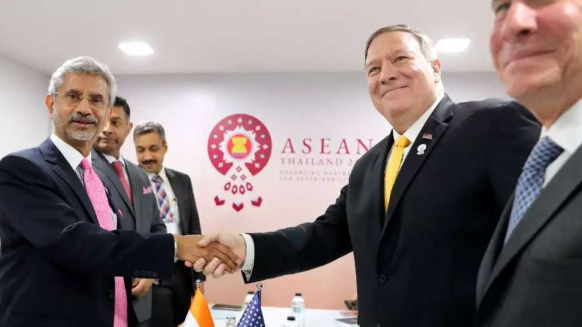 Any discussion on Kashmir will be done with Pakistan: India to US