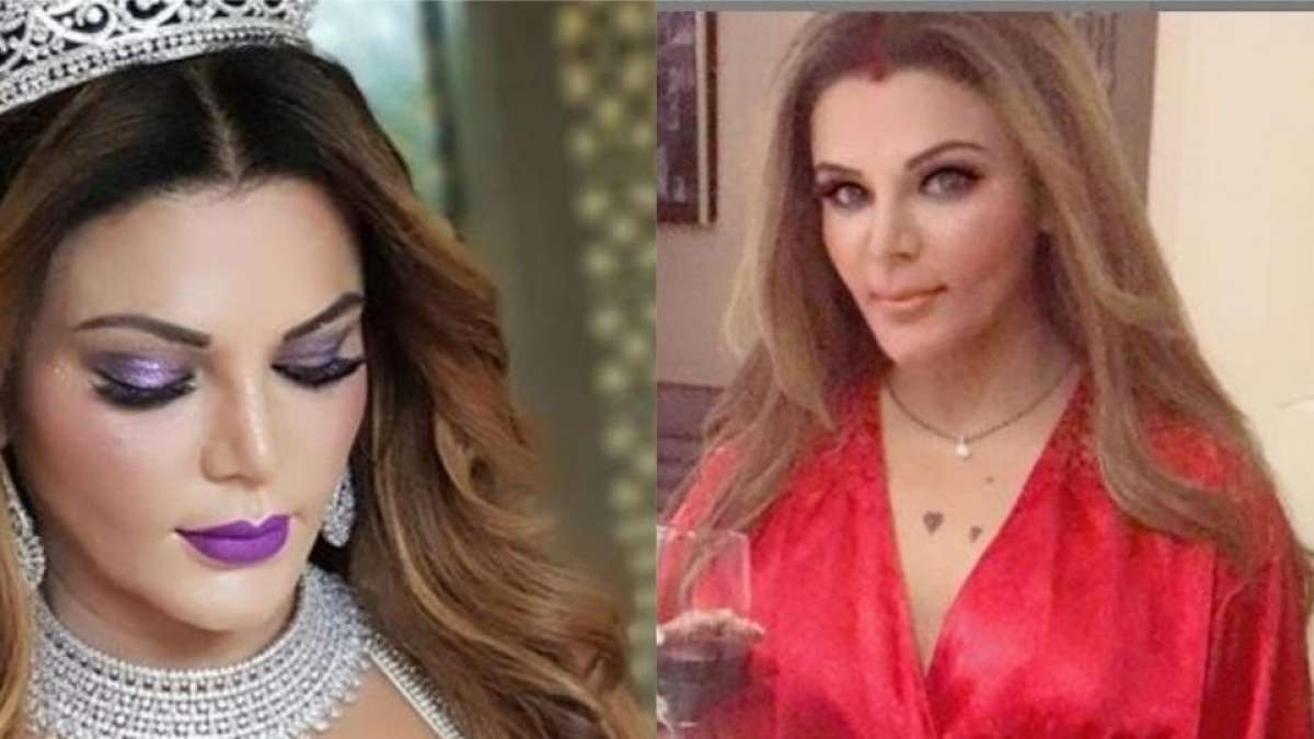 Confirmed! Rakhi Sawant married to NRI, reveals name