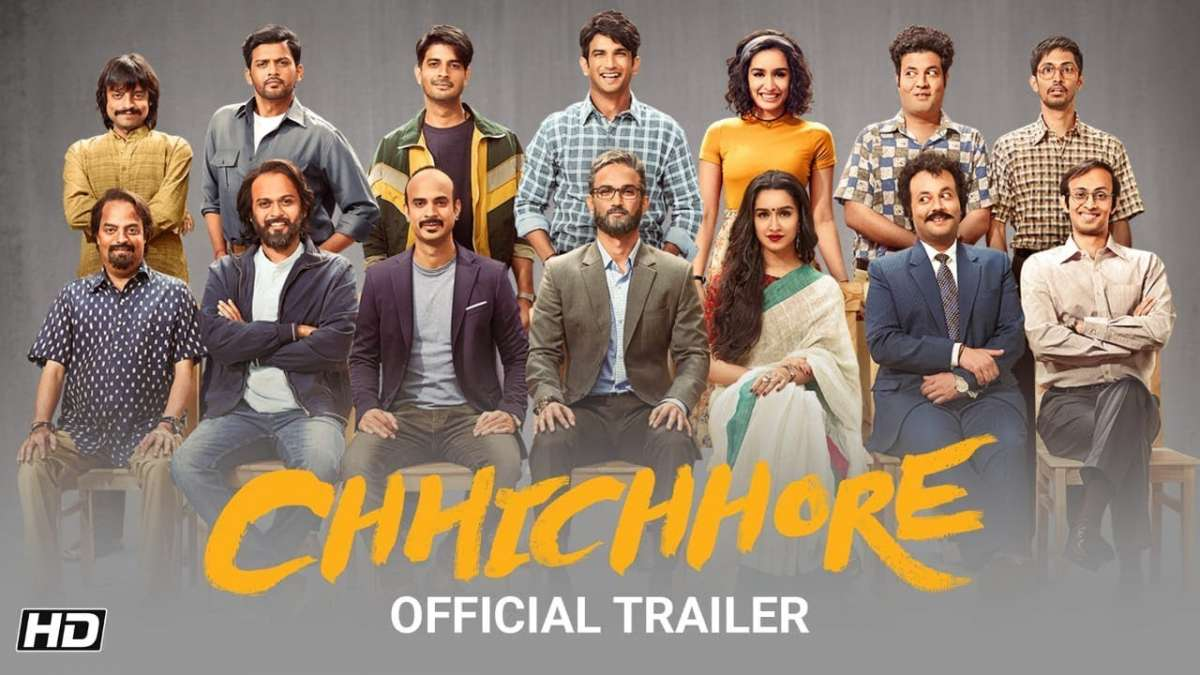 Watch: Chhichhore trailer promises a heart-warming tale