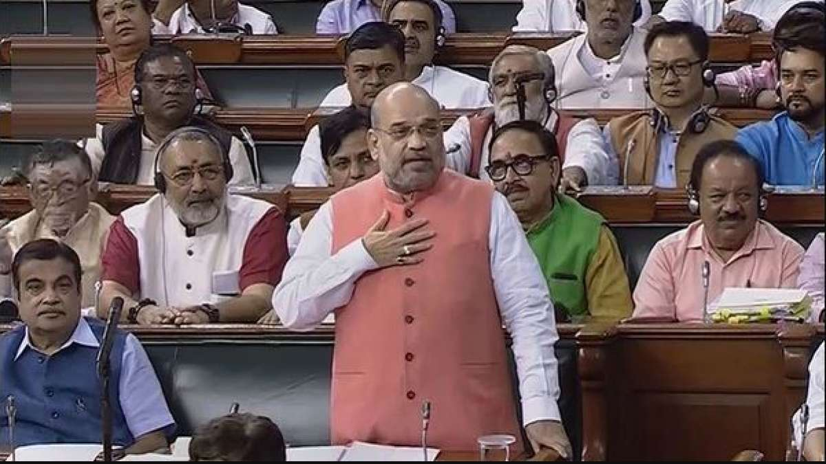 Lok Sabha passes resolution to abrogate Article 370 in Jammu and Kashmir
