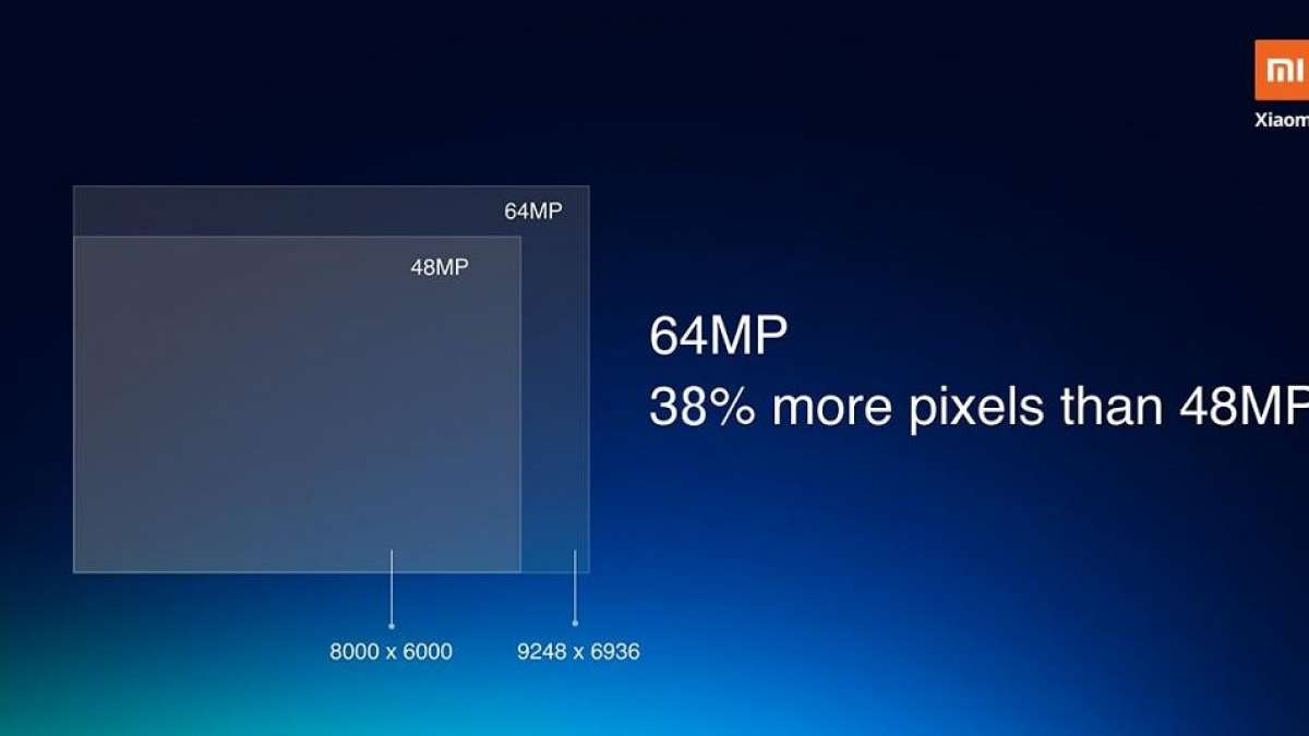 Xiaomi presents 64MP Samsung ISOCELL GW1 camera, teases 108MP sensor