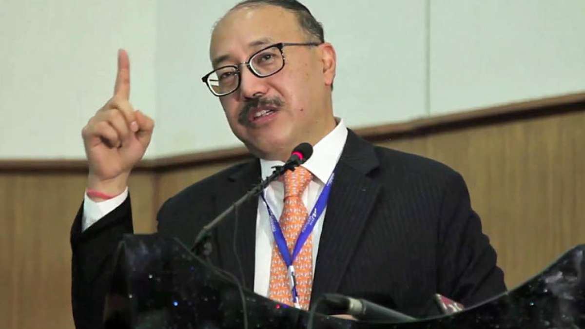 The reorganization of Jammu and Kashmir an internal matter of India: Envoy